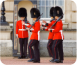 Private Chauffeured, Guided, Siteseeing Driven Tours of The Changing of the guard, Buckingham Palace, London